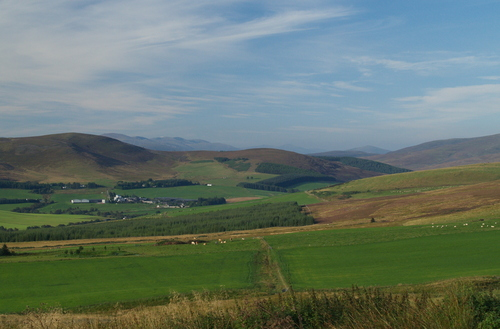 Cromdale Hills