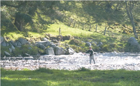 Findhorn Salmon Fishing, Speyside