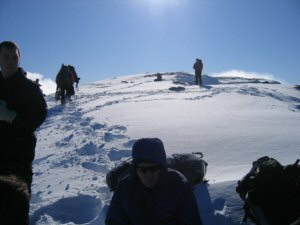 Mountaineering in the Cairngorms