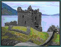 Uruquhart Castle